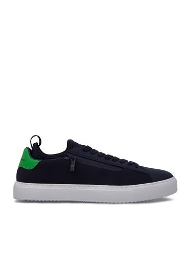 Armani Sneakers Lacivert